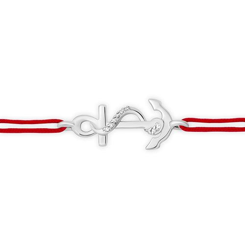 Браслет Красная нить 1410013474-15