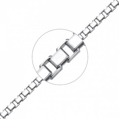 Цепь серебряная 81038161745