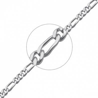 Цепь серебряная НЦ22-014А-350