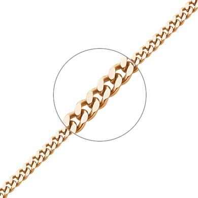 Цепь золотая НЦ 12-002, Д-0,35