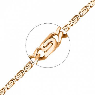 Цепь золотая НЦ 18-046-3 d 0.40