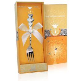 Серебряная вилка 417ВЛ05001