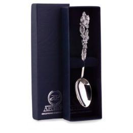 Серебряная ложка Натюрморт 785ЛЖ03006