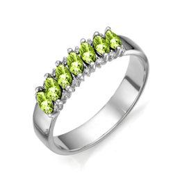 Серебряное кольцо 01-0271/00ХР-00