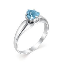 Серебряное кольцо 01-0369/00ТБ-00