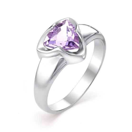 Серебряное кольцо 01-0373/0АМ-00