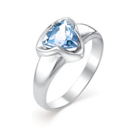 Серебряное кольцо 01-0373/00ТБ-00