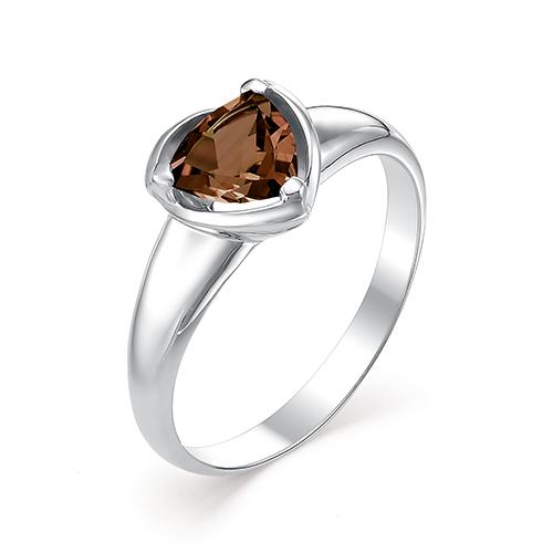Серебряное кольцо 01-0376/00РТ-00