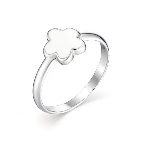 Серебряное кольцо 01-0945/0ЭМ1-00