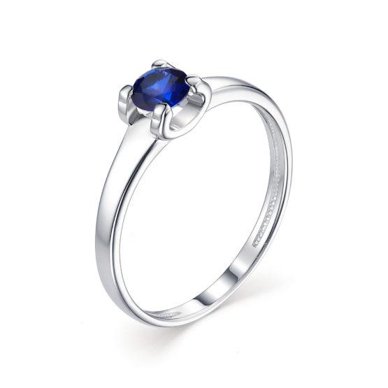 Серебряное кольцо 01-1253/0ГТС-00