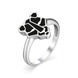 Серебряное кольцо 01-1349/0ЭМ3-00