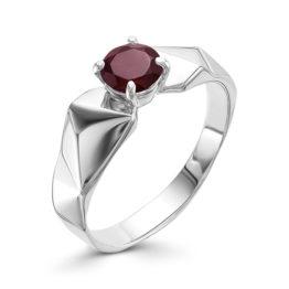 Серебряное кольцо 01-0559/00ГР-00