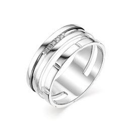 Серебряное кольцо 01-0669/00КЦ-00