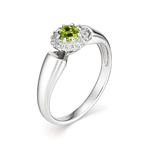 Серебряное кольцо 01-0888/00ХР-00