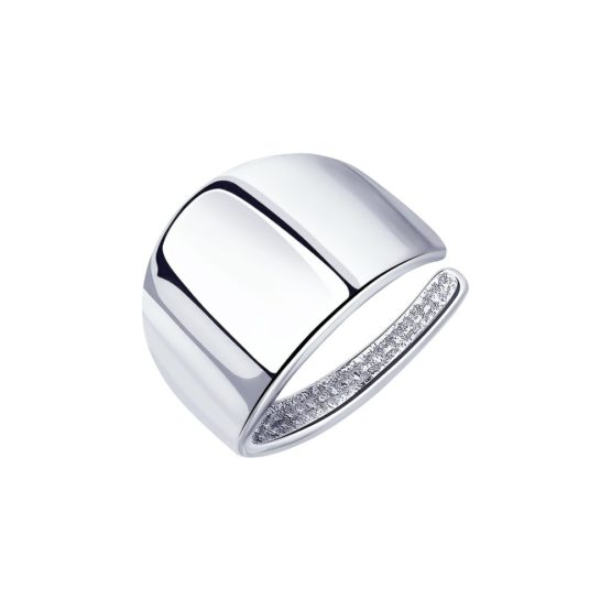 Серебряная серьга 94170122