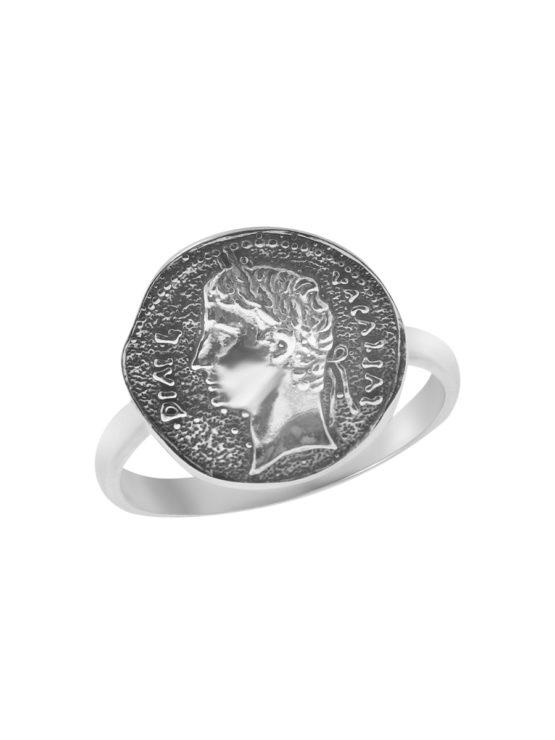 Серебряное кольцо К23152