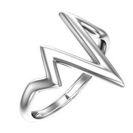 Серебряное кольцо 0101494-00245