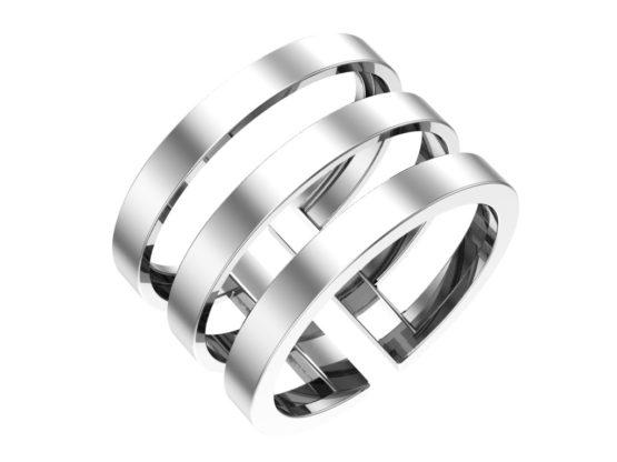 Серебряное кольцо 0101497-00245