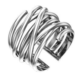 Серебряное кольцо 0101501-00245