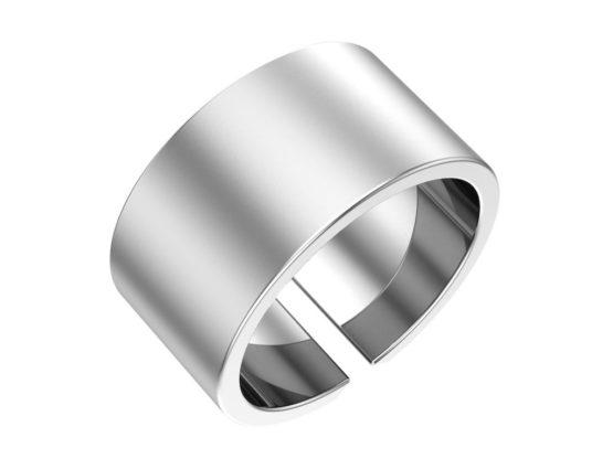 Серебряное кольцо 0101504-10245