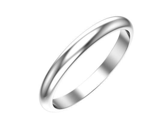 Серебряное кольцо 0101506-00245