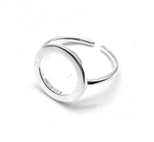 Серебряное кольцо 0101507-00245
