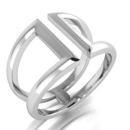 Серебряное кольцо 0101583-00245