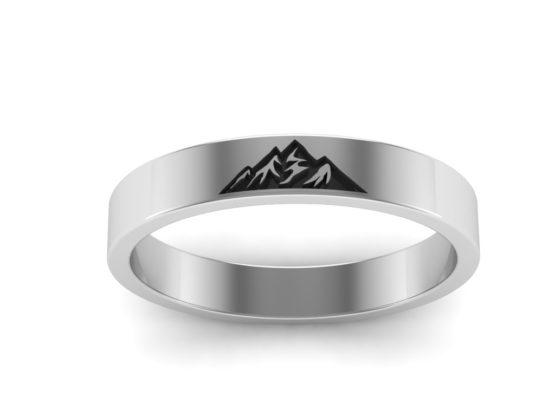 Серебряное кольцо 0101605-00875