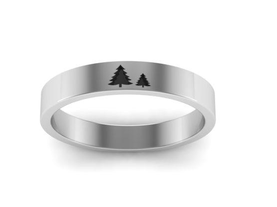 Серебряное кольцо 0101606-00875