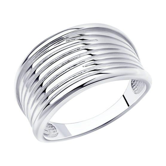 Серебряное кольцо 94013200