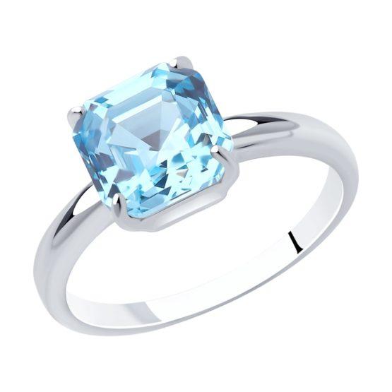 Серебряное кольцо 94013124