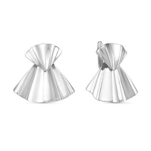 Серебряные серьги c221095