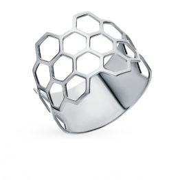 Кольцо серебряное к410-10-223