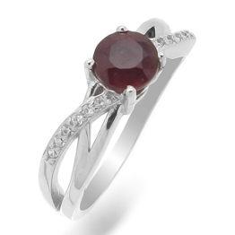 Кольцо серебряное 629234