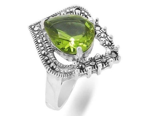 Кольцо серебряное 633614