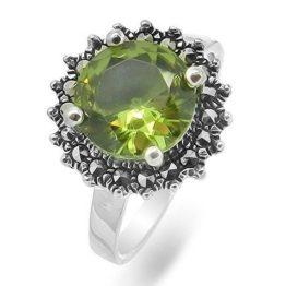 Кольцо серебряное 636683
