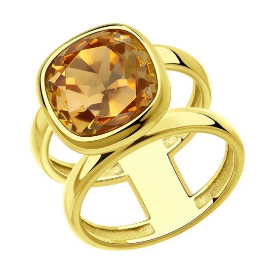 Кольцо серебряное 93010847