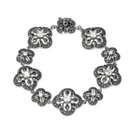 Браслет серебряный TJB459