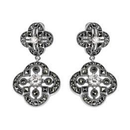 Серьги серебряные TJE461