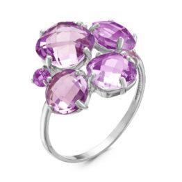Кольцо серебряное К620-1778Ам