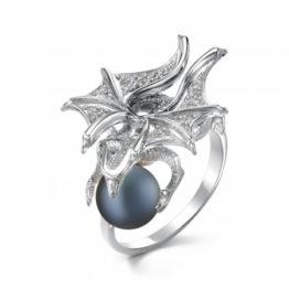 Кольцо серебряное 51205S2
