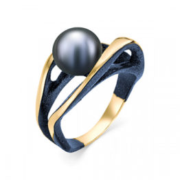 Кольцо серебряное 51803Y2U