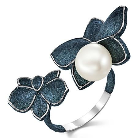 Кольцо серебряное 51805S1U