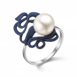 Кольцо серебряное 51853S1U