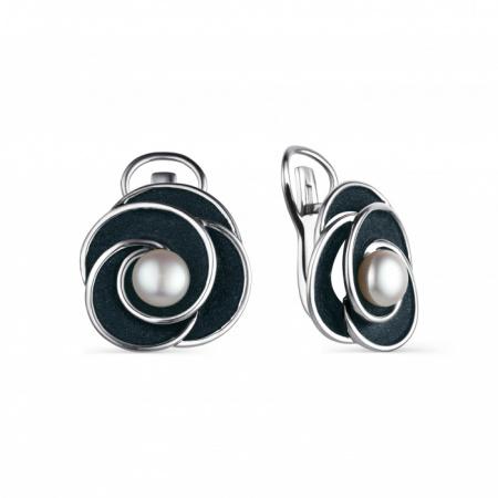 Серьги серебряные 52857S1B