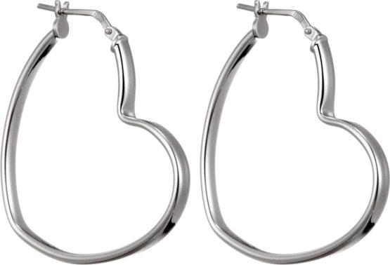 Серьги серебряные IST812EW-180