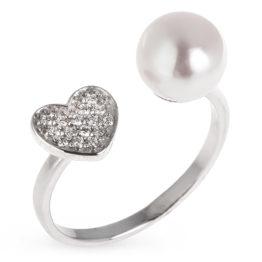 Кольцо серебряное Z1-9175