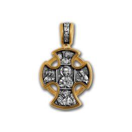 Серебряный крест 101.028