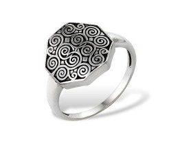 Кольцо серебряное 44000160