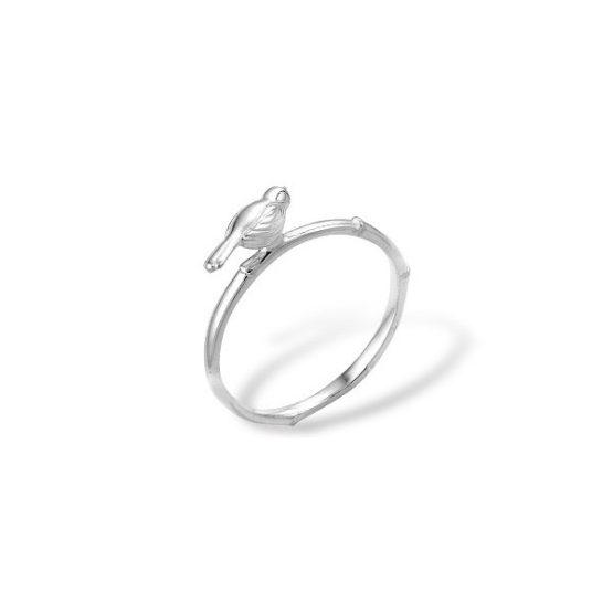 Кольцо серебряное 44000194